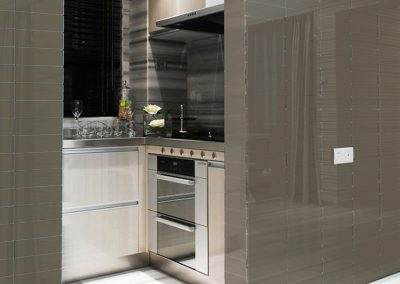 Urban-Textures-Gray-Shiny-Kitchen