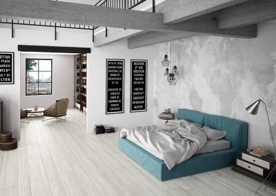 Cisa Atelier Bianco 8x48