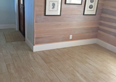 Nassau Tile Timber Summer White Residential Floor