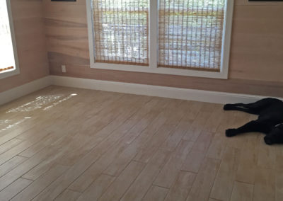 Nassau Tile Timber Summer White Wood Look Main Floor